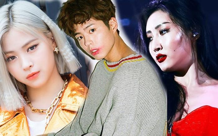 """Vạch trần 4 vụ phân biệt đối xử giữa nam nữ idol Kpop: Tranh cãi về màn hở bạo """"nhức mắt"""" của Hwasa, nhưng chưa ồn ào bằng IU - Park Bo Gum"""