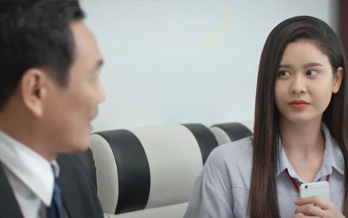 Trương Quỳnh Anh cắn răng chịu già dê sàm sỡ nhưng quyết lơ tình trẻ ở Trói Buộc Yêu Thương tập 3