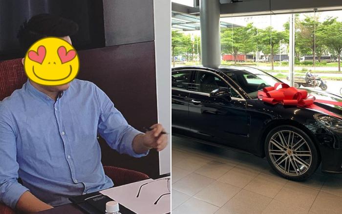 CEO sinh năm 1999 mua xe trên dưới 5 tỷ tặng bạn gái: