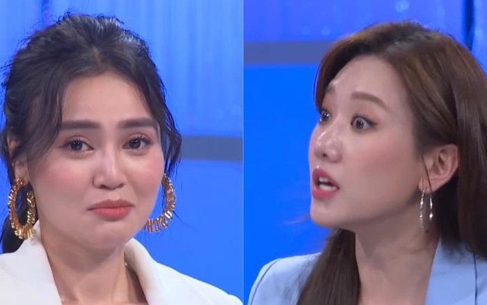 Hari Won bức xúc nói về tin đồn Ninh Dương Lan Ngọc là Tuesday xen giữa cô và Trấn Thành,
