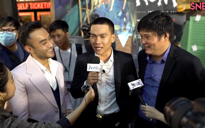 Hé lộ những hình ảnh và tâm tư của đạo diễn Trần Thanh Huy cùng Wowy ngay thời điểm phim Ròm phải hoãn chiếu do dịch bệnh