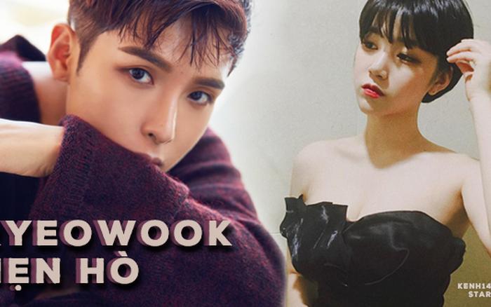 HOT: Ryeowook xác nhận hẹn hò nữ idol ngực khủng kém 7 tuổi, tin mừng thứ 2 của Super Junior năm nay sau Heechul!