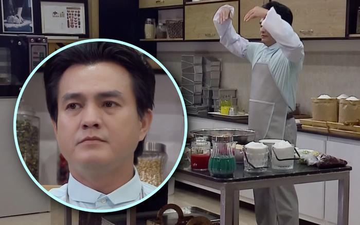 Cao Minh Đạt múa may như lên đồng trước khi lăn vào bếp ở Vua Bánh Mì bản Việt tập 7