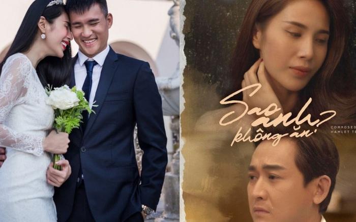 Thuỷ Tiên tung poster MV comeback, khẳng định clip lộ gương mặt không cảm xúc chính là