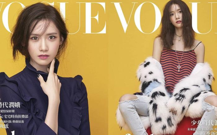 Nữ thần Yoona lồng lộn lên 7 bìa tạp chí đặc biệt, nhưng lại gây tranh cãi vì bị