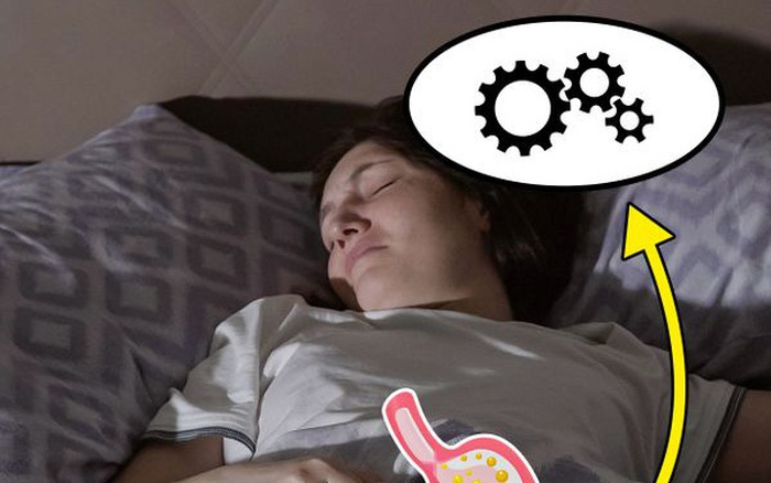 Đi ngủ ngay sau khi ăn có thể khiến bạn gặp phải 5 vấn đề xấu cho sức khỏe