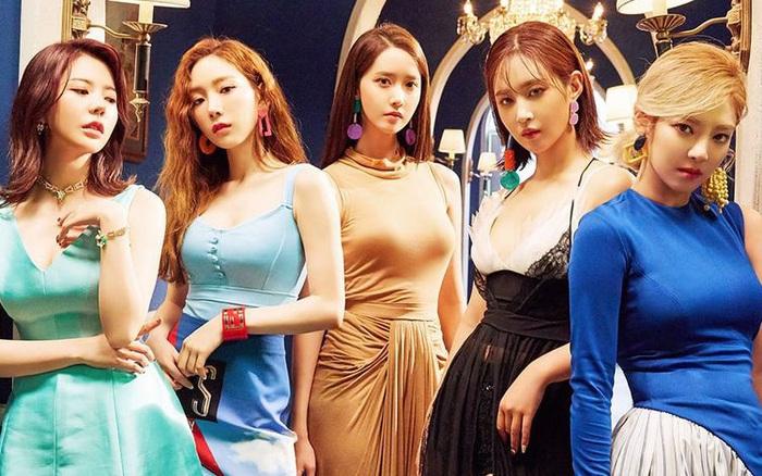 5 thành viên Oh!GG của SNSD gia hạn hợp đồng với SM, fan lập tức hỏi: