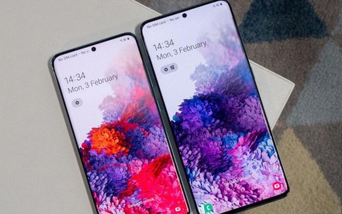 Đây là sự khác biệt rõ rệt giữa màn hình 60Hz và 120Hz của Galaxy S10 ...
