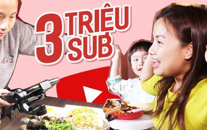"""Quỳnh Trần JP đã là """"đại gia"""" khi kênh Youtube vừa chạm mốc ..."""