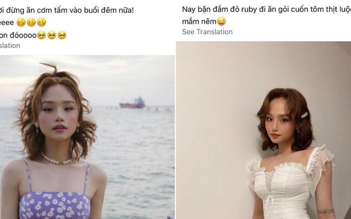 """Xài Facebook """"mặn"""" như Miu Lê: Toàn lôi tên đồ ăn thức uống ra viết caption, ai bí ý tưởng nên vào học hỏi ngay!"""