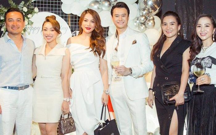 Dàn sao tụ họp mừng sinh nhật Trương Ngọc Ánh: Tình trẻ tin đồn sát sạt bên nữ diễn viên, Chi Bảo đưa theo bạn gái