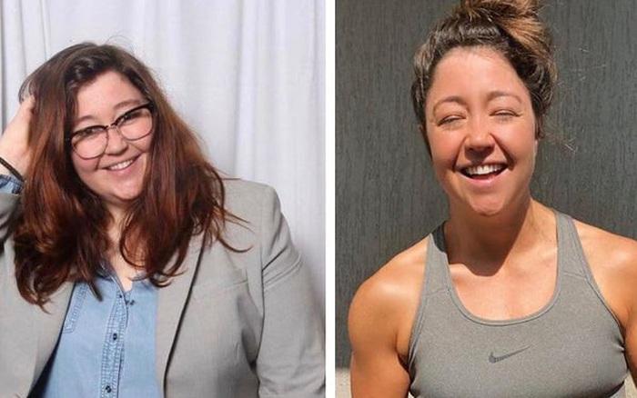 Giảm 45kg trong 2 năm, cô gái người Úc tiết lộ bí quyết giảm cân