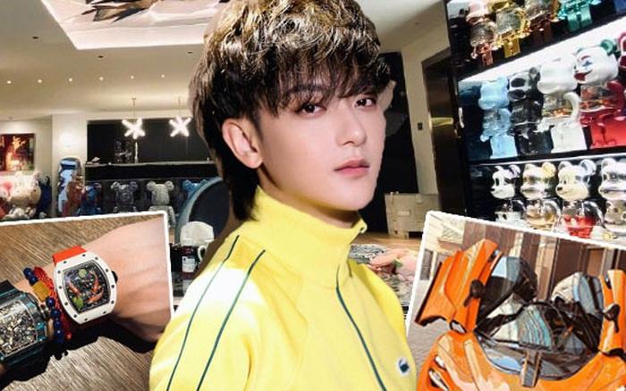Dứt áo ra đi khỏi EXO, Hoàng Tử Thao giờ đây giàu tới mức nào: Sở hữu phi cơ riêng, đồng hồ, hàng hiệu đếm mỏi tay