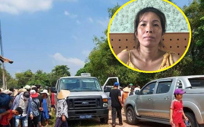 """Nữ nghi phạm mang thai giết cụ bà rồi giấu xác vì bị trách móc """"không chịu làm ăn mà suốt ngày đánh bài"""""""
