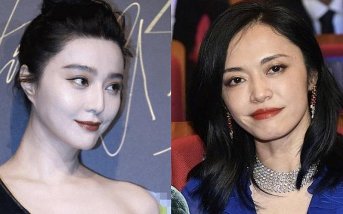 Sự kiện ngập drama của Phạm Băng Băng: Trát phấn dày cộp, bị cắt sóng livestream đột ngột, scandal với đàn chị bị đào lại