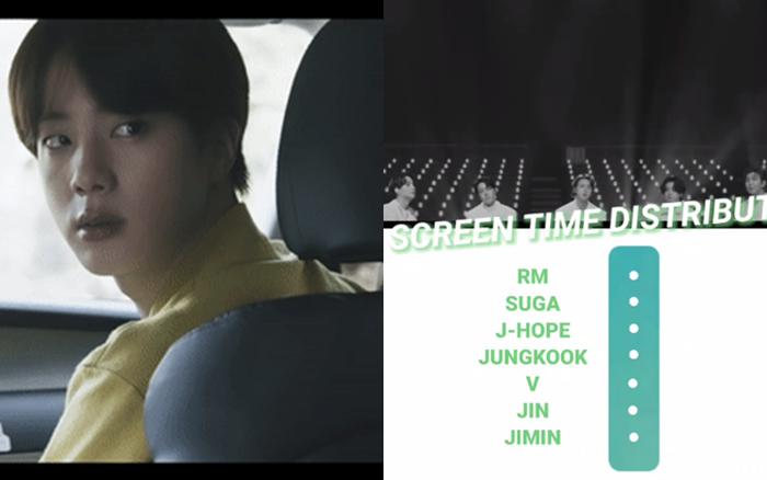 Ơn trời lần này Jin không còn