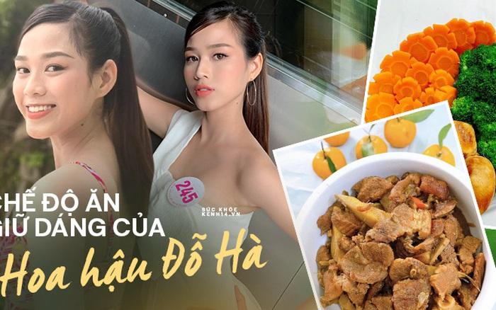 Soi ra mới thấy bí quyết để sở hữu vóc dáng nuột nà như Tân Hoa hậu Đỗ Hà chính là dựa vào chế độ ăn Keto