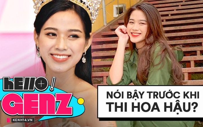 Tân Hoa hậu Việt Nam lộ hình ảnh nói bậy trước khi đăng quang: Có ai tự đánh giá mình không tốt sau vài ba câu bông đùa?