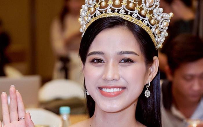 Liên tục bị soi quá khứ hậu đăng quang, Tân Hoa hậu Đỗ Thị Hà có động thái rõ ràng trên MXH