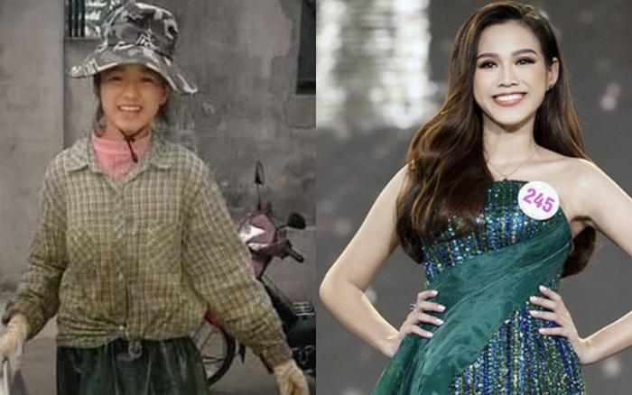 Hình ảnh Hoa hậu Việt Nam làm nông gây sốt MXH, Đỗ Thị Hà trải lòng về quá khứ ra sao?