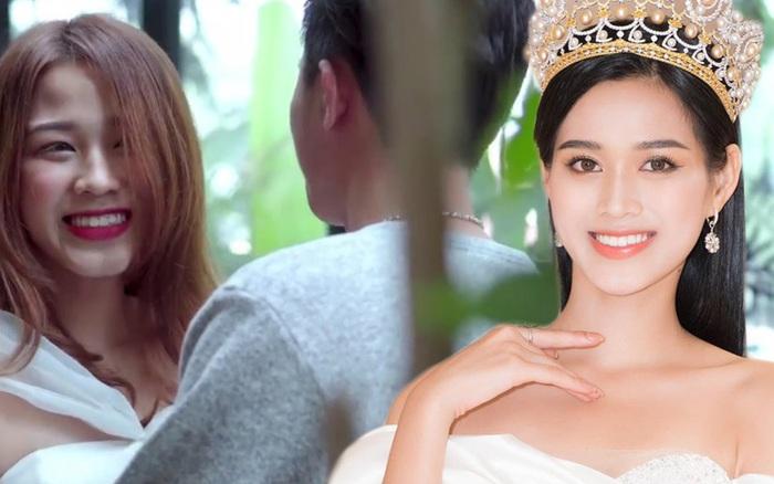 Hoa hậu Đỗ Thị Hà từng tiết lộ về mẫu bạn trai trong chương trình hẹn hò: