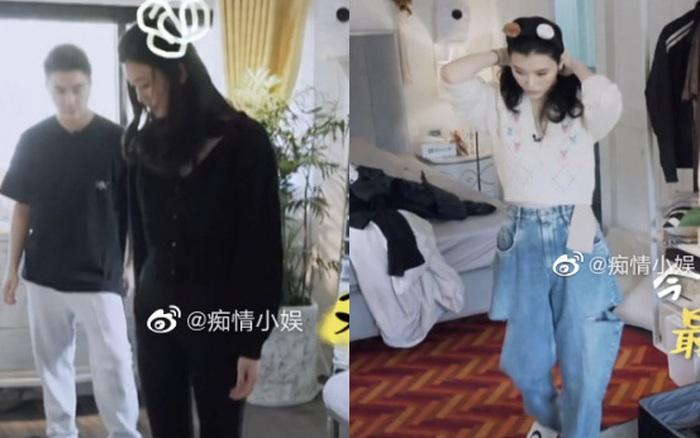 Hà Du Quân gây tranh cãi khi bắt Ming Xi thay quần khác vì sợ lộ vòng 3: Lo cho vợ hay quá bảo thủ?
