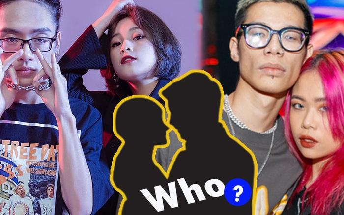 Loạt trai xinh gái đẹp nên duyên nhờ 2 show nhạc rap, rắc rối nhất là cặp đôi được ví như Romeo & Juliet!