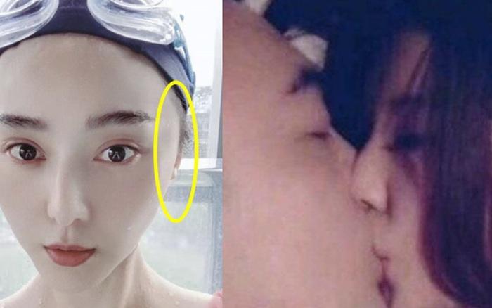 Phạm Băng Băng gây chú ý vì đôi tai đặc biệt khi khoe ảnh selfie, scandal bị nghi lộ ảnh