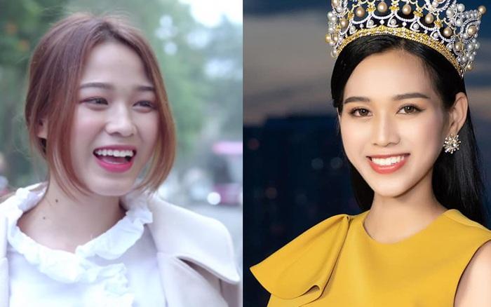 Đỗ Thị Hà khi tham gia chương trình hẹn hò cách đây 9 tháng: Nhan sắc trắng trẻo, rạng ngời dự báo về 1 Hoa hậu tương lai