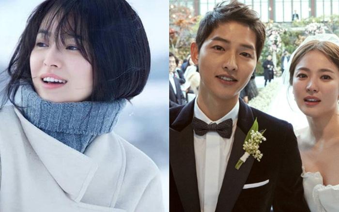 Netizen phát hiện ảnh Song Hye Kyo mới đăng liên quan đến Song Joong Ki, đúng thời điểm cầu hôn năm xưa?
