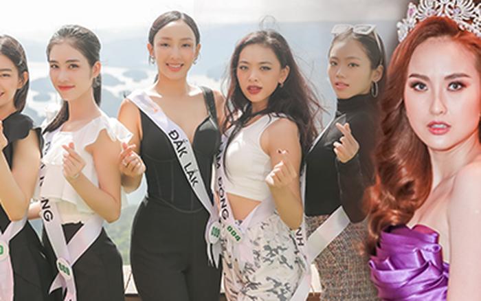 Công bố Top 32 Hoa khôi Du lịch Việt Nam 2020: Loạt thí sinh lộ khuyết điểm body, người kế nhiệm Khánh Ngân dần lộ diện!