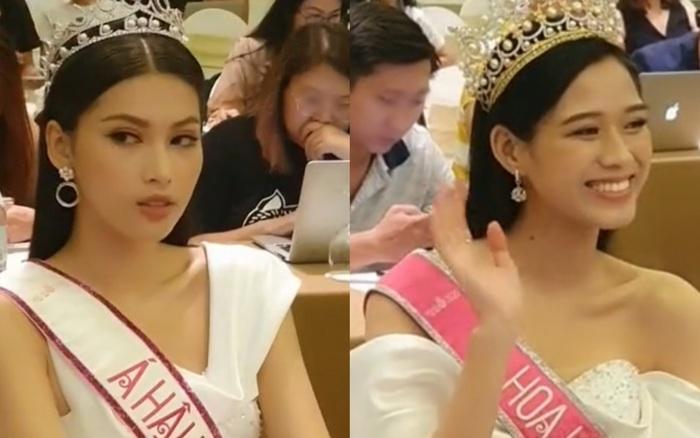 Xôn xao clip đối lập của Á hậu 2 và Hoa hậu Việt Nam 2020: Bên kiêu sa bên rực rỡ, sao