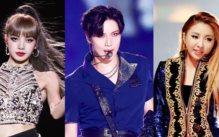 Hội em út kiêm main dancer của Kpop: BLACKPINK và 2NE1 trùng hợp bất ngờ, 1 nam idol là