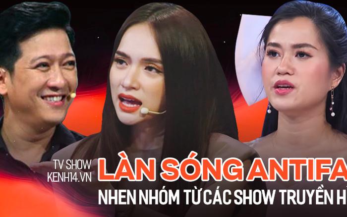 """Gameshow Việt đích thực là """"con dao 2 lưỡi"""": Dễ nâng tầm nghệ sĩ nhưng cũng là nơi xuất phát những làn sóng antifan!"""