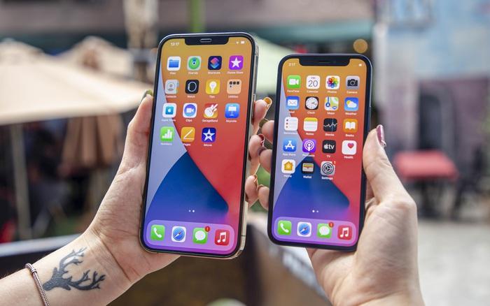 So sánh iPhone 12 Mini và 12 Pro Max