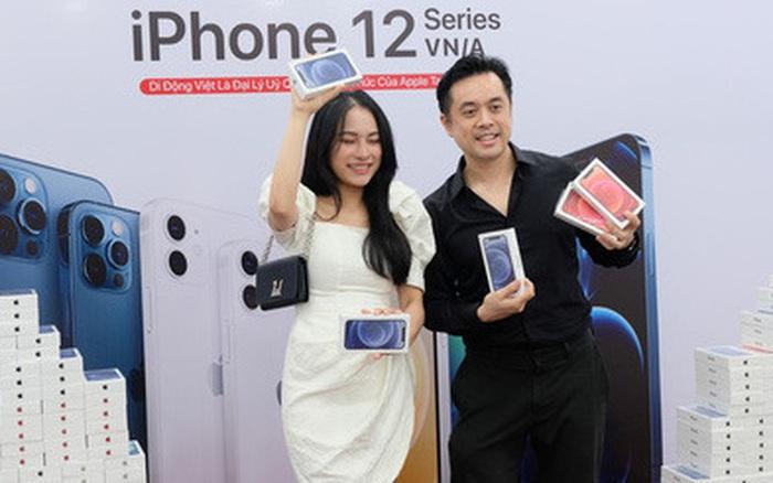 iPhone 12 chính hãng mở bán tại Việt Nam, nhạc sỹ Dương Khắc Linh
