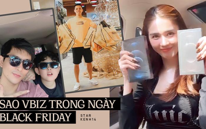 Showbiz Việt rần rần vì Black Friday: Ngọc Trinh và loạt sao đổ xô tậu Iphone 12, Hiếu Nguyễn tặng quà