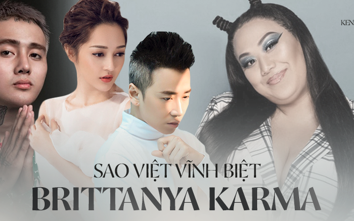 Karik, Lương Thùy Linh và dàn sao Việt tiếc thương trước sự ra đi của vlogger gốc Việt Brittanya Karma sau khi nhiễm Covid-19