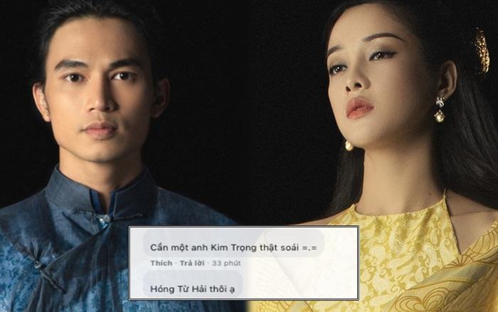 Phim Kiều vừa tung tạo hình Thúc Sinh, netizen lại miệt mài đòi Kim Trọng - Từ Hải