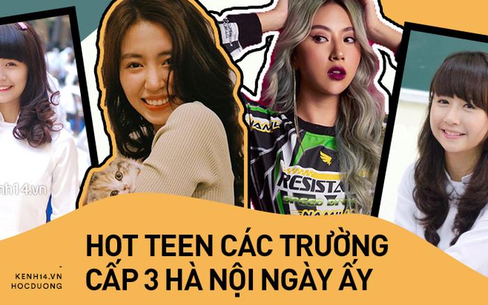 Dàn hot teen Hà Nội từ các trường THPT 10 năm qua: Người nổi loạn, kẻ liên tục tạo scandal - giáeurohômnay