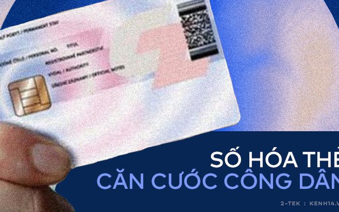 Toàn bộ thẻ Căn cước công dân mới sẽ được gắn chip tích hợp thông tin kể từ tháng 1/2021 - giáeurohômnay