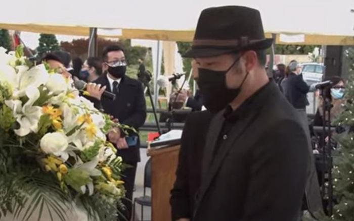 Xúc động tâm thư của Bằng Kiều tại lễ viếng NS Chí Tài ở Mỹ: