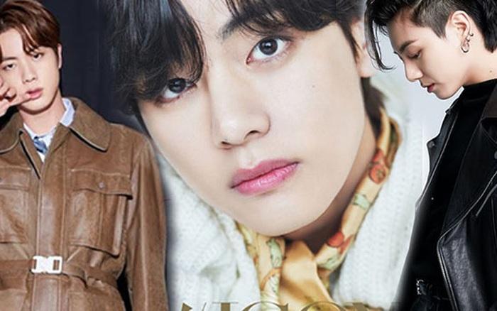 """Bộ ảnh mới nhất của BTS gây xôn xao MXH: """"Sốc visual"""" vì kiểu đầu của Jungkook và ảnh cận mặt mỹ nam đẹp nhất thế giới"""