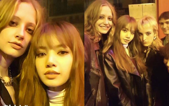 Knet rần rần vì ảnh Lisa (BLACKPINK) selfie ở sự kiện quốc tế: Visual chấp camera thường, tỷ lệ body
