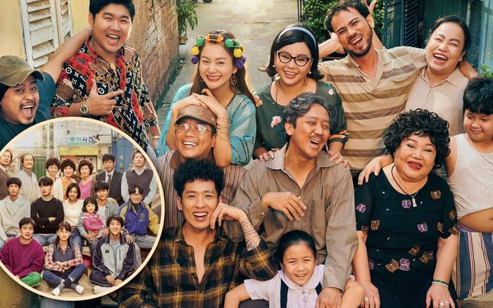 Bố Già bản điện ảnh thả xích poster, Trấn Thành ngầm tiết lộ phim Tết này sẽ đậm tình làng nghĩa xóm - retro giống Reply 1988?