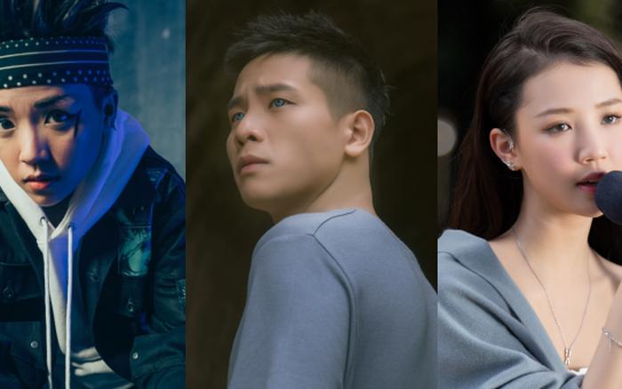 Vpop tháng 12 nhộn nhịp: AMEE sẽ ra mắt show âm nhạc, Quân A.P hoá robot trong MV mới, Kai Đinh sẽ hợp tác đạo diễn Kawaii Tuấn Anh ra sao?