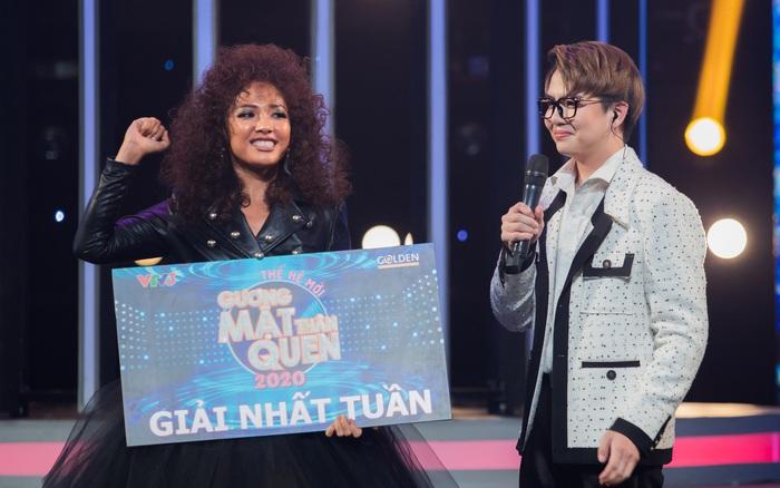 Gương Mặt Thân Quen: Lynk Lee giả Orange, Cara chiến thắng lần 2 trong 5 show lên sóng!