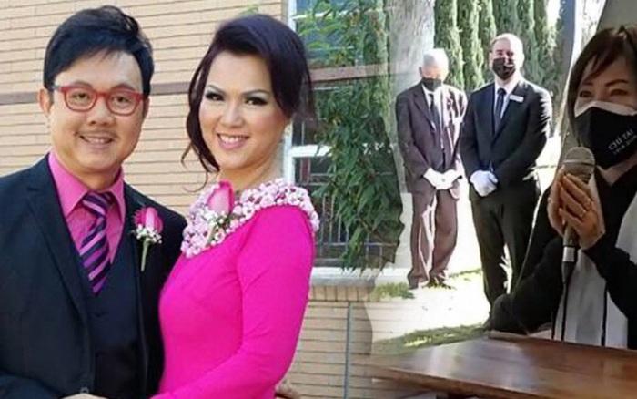 Em gái ca sĩ Phương Loan giải thích lý do mẹ vợ không thể vào phòng hỏa thiêu linh cữu NS Chí Tài, hé lộ mối quan hệ của cả hai