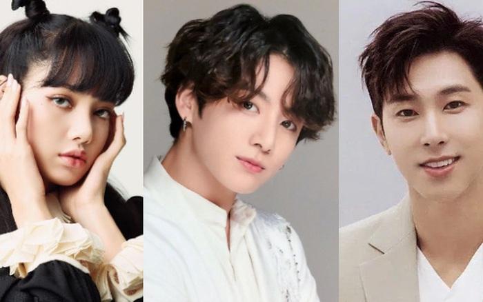 Top idol hot nhất năm 2020 đã lộ diện: DBSK, JYJ, SS501 đúng là huyền thoại, BTS - BLACKPINK đua nghẹt thở nhưng ai là No.1?