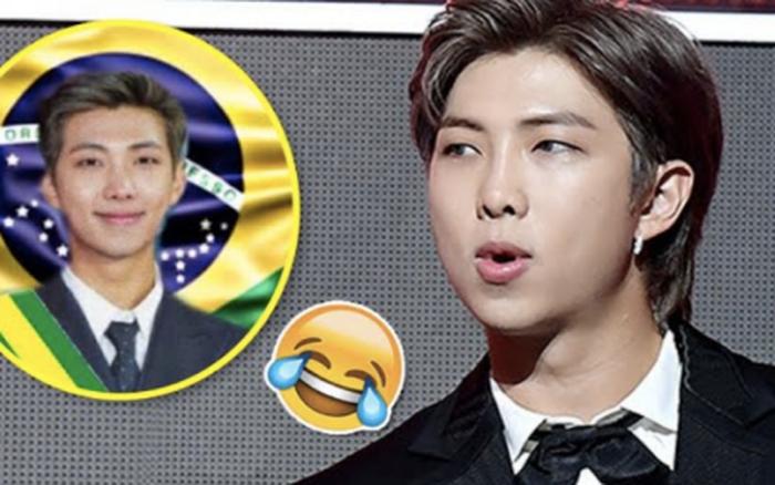 Bỗng được bầu làm Tổng thống Brazil, thủ lĩnh RM (BTS) có động thái bất ngờ trên mạng xã hội